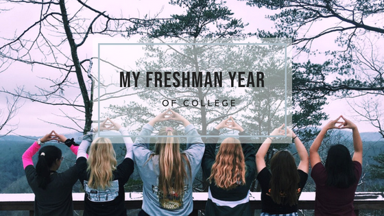 My Freshman Year of College: The Truth