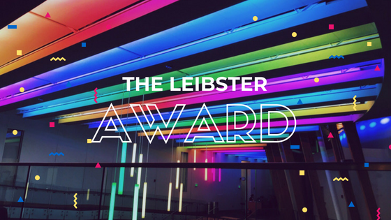 My Secrets Revealed *The Liebster Award*