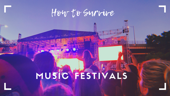 How To Survive: A Music Festival